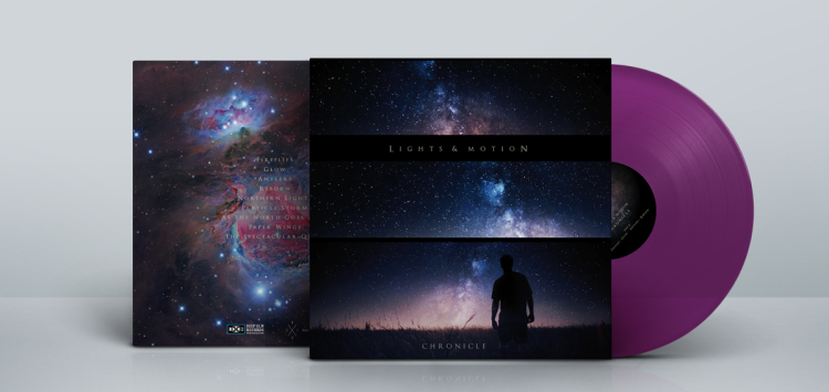 Lights & Motion – Chronicle : preorder now !