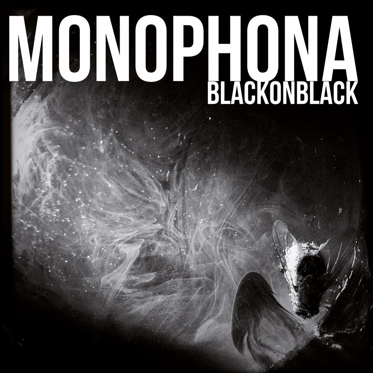 Monophona | Black On Black 12″