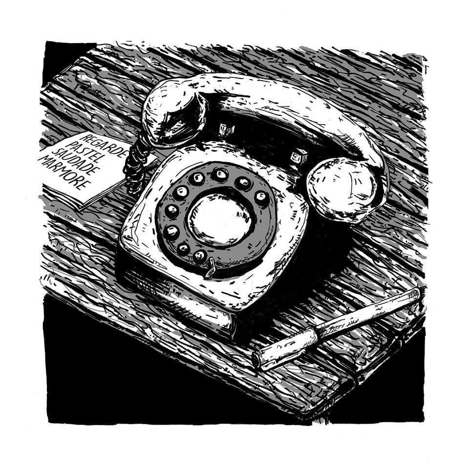 Regarde / Pastel / Saudade / Marmore | Split 12″