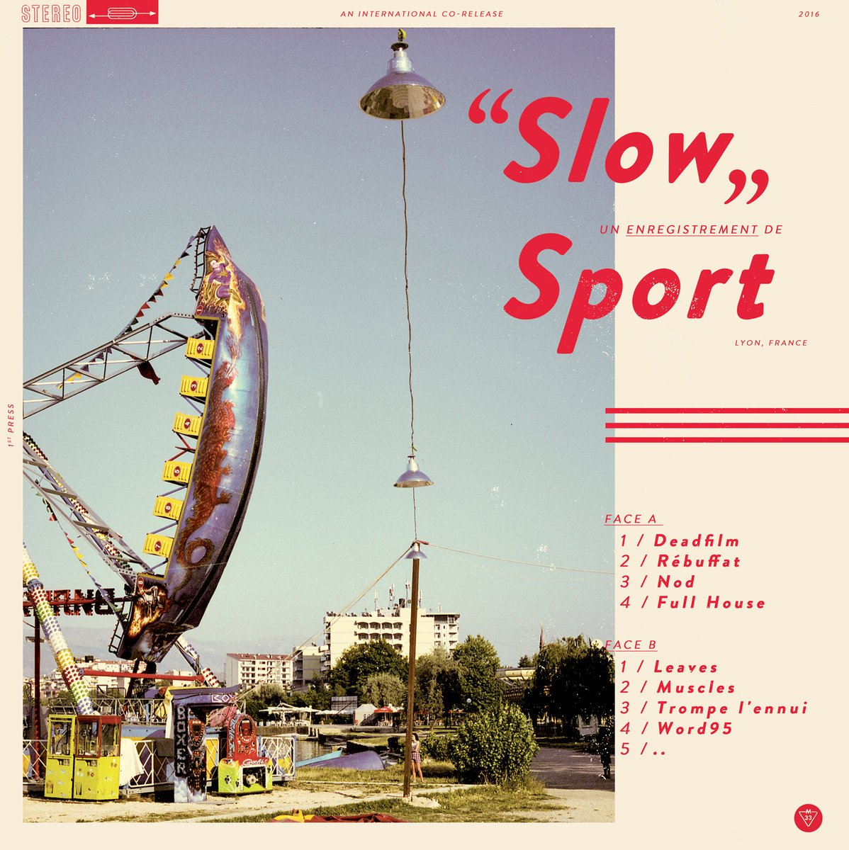 Sport – Slow LP preorders (4 variants)