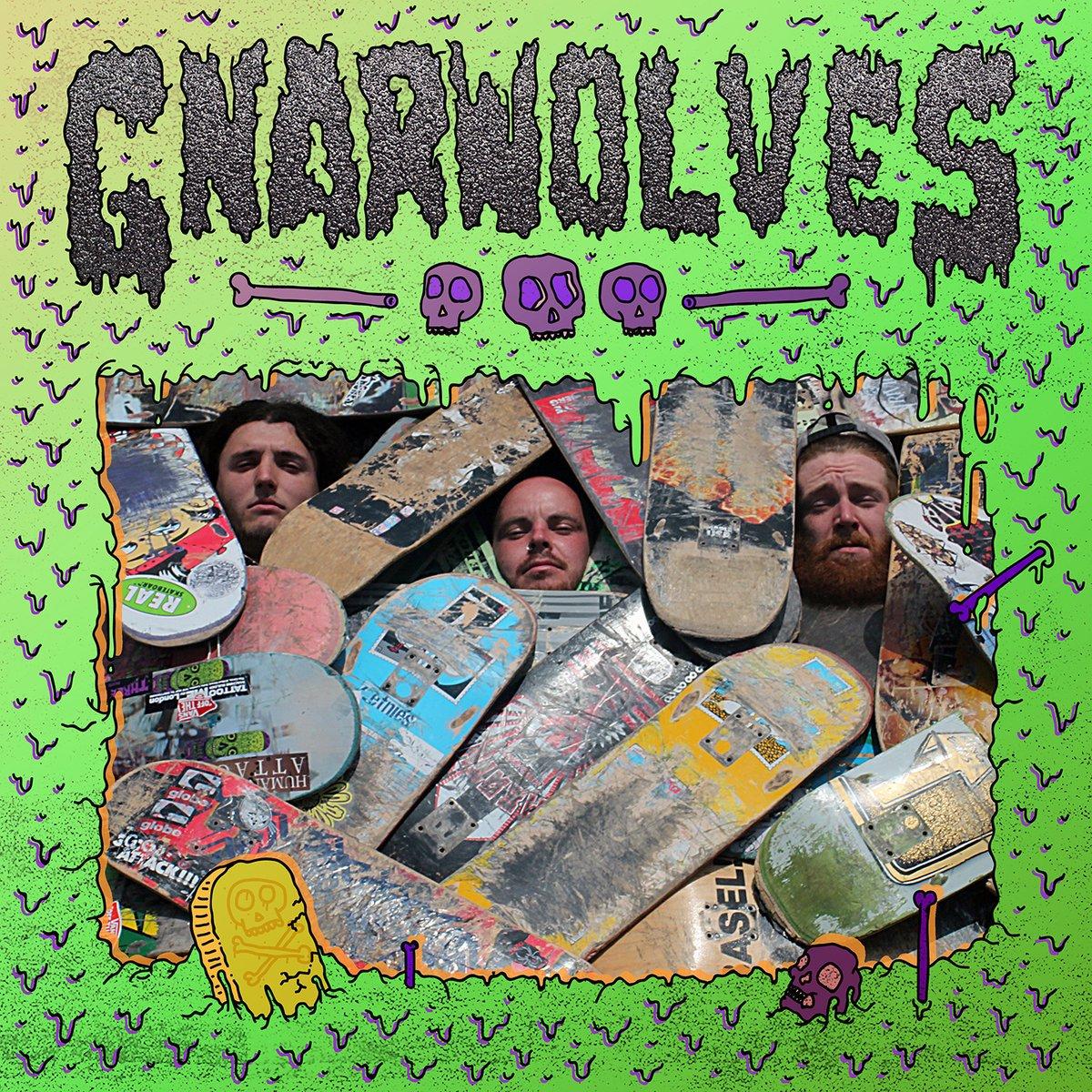 Gnarwolves | S/T 12″