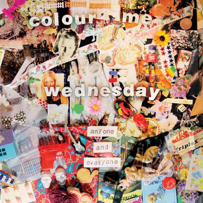 Colour Me Wednesday | Anyone And Everyone 7″