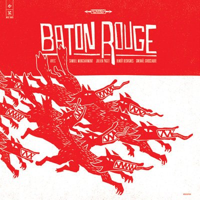 Baton Rouge | Fragments D'eux Mêmes 12″
