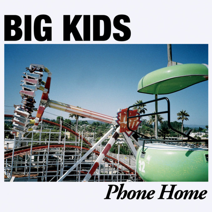 Big Kids | Phone Home 12″